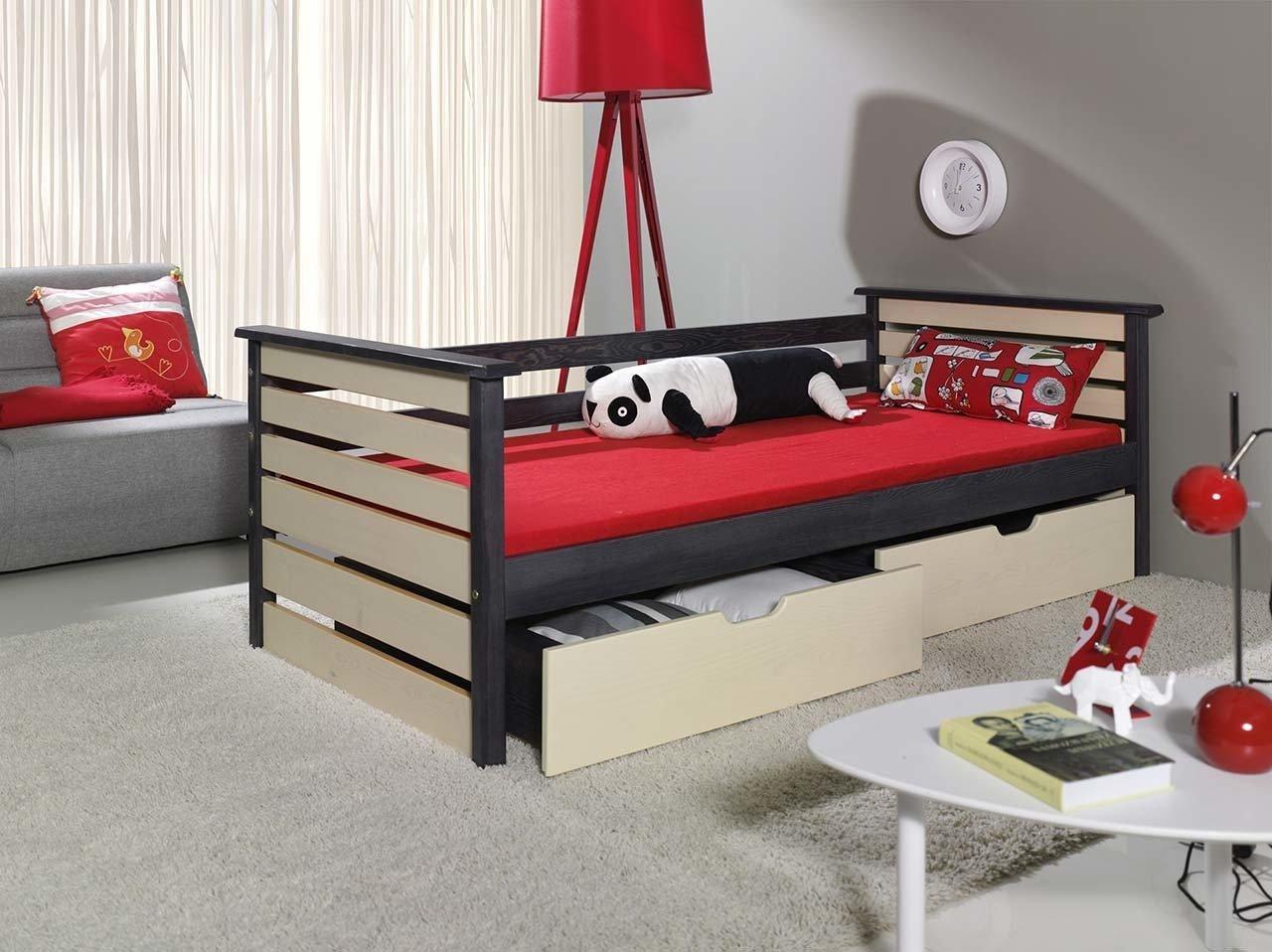 łóżko Kalina Dla Dziecka Z Szufladami Bed Sklep Meblowy Meble Bik