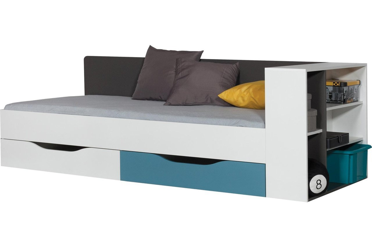 łóżko Tablo 12 Do Pokoju Młodzieżowego 90x200