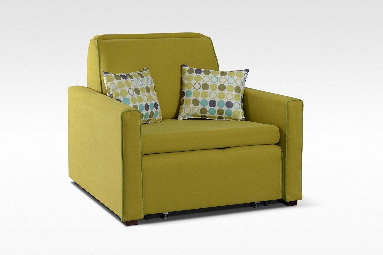 Sofa kaja 1 osobowa rozk adana wypoczynkowa meblomar for Sofa jednoosobowa